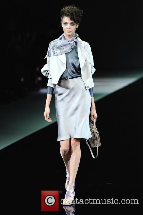 Milan Fashion Week and Giorgio Armani 14