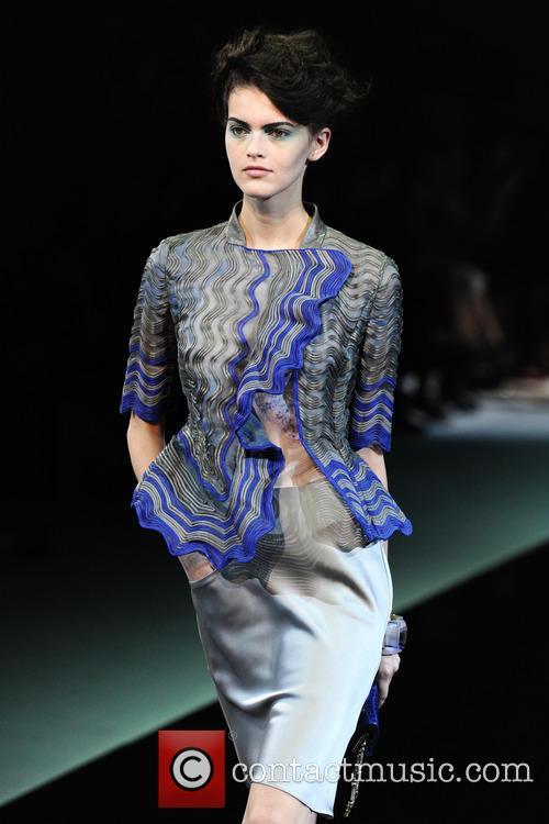 Milan Fashion Week and Giorgio Armani 15