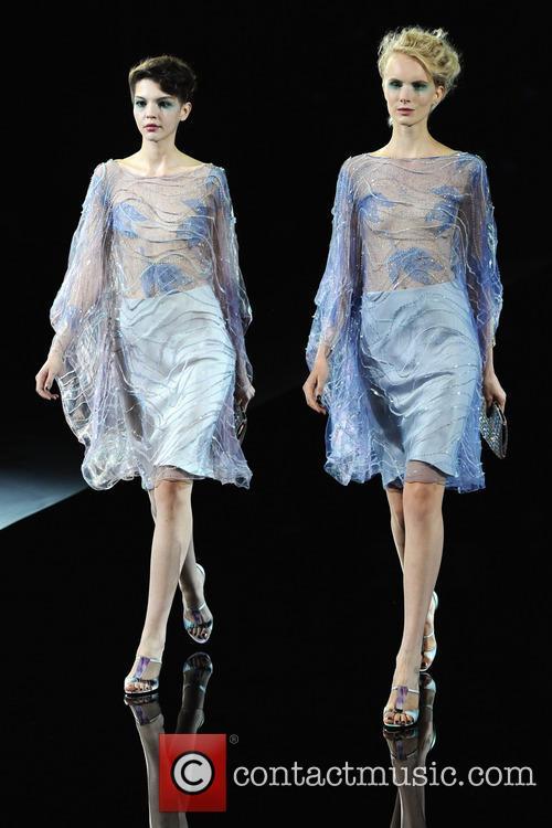 Milan Fashion Week and Giorgio Armani 16