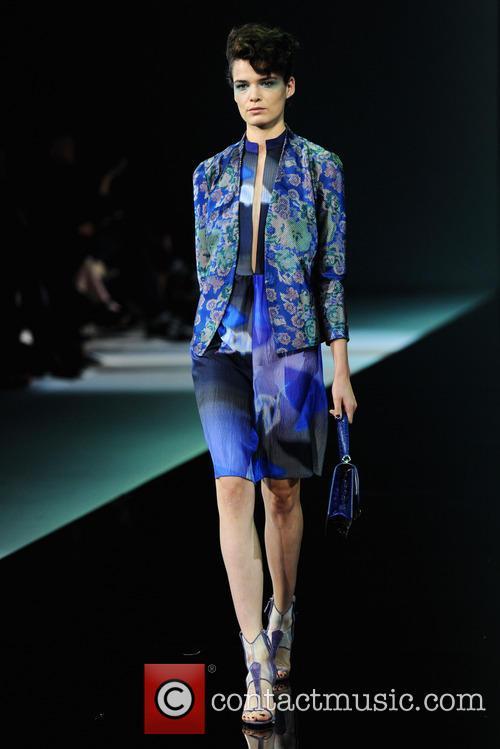 Milan Fashion Week and Giorgio Armani 17