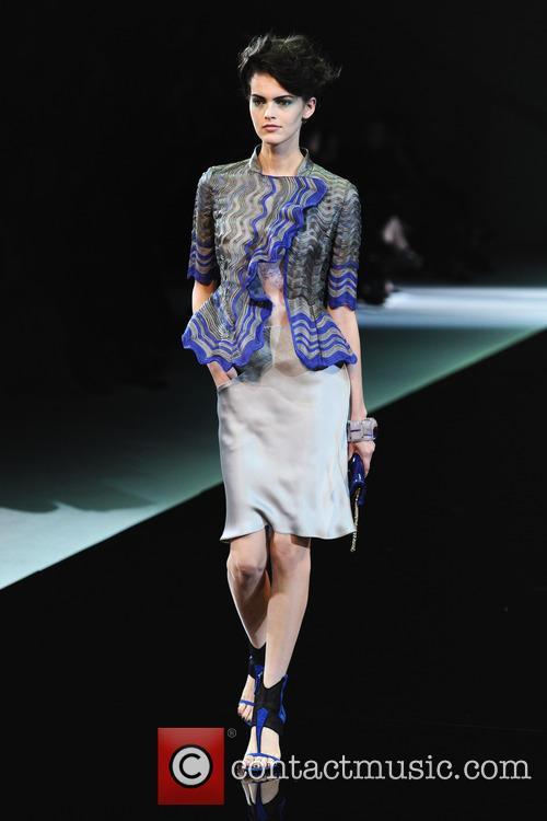 Milan Fashion Week and Giorgio Armani 19
