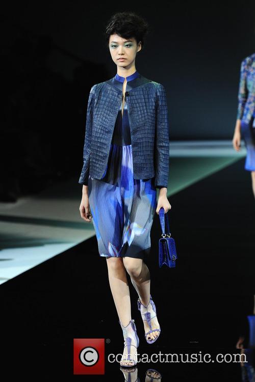Milan Fashion Week, Giorgio Armani