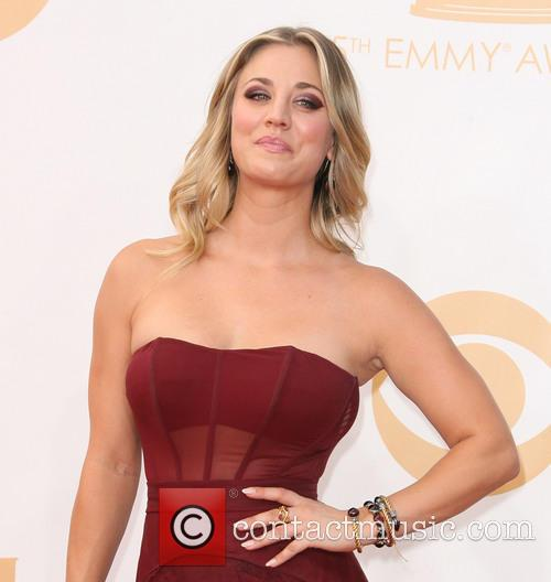 Kaley Cuoco, Nokia Theatre L.A. Live, Primetime Emmy Awards, Emmy Awards