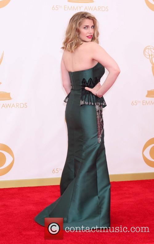 Anna Chlumsky, Nokia Theater at LA Live, Primetime Emmy Awards, Emmy Awards