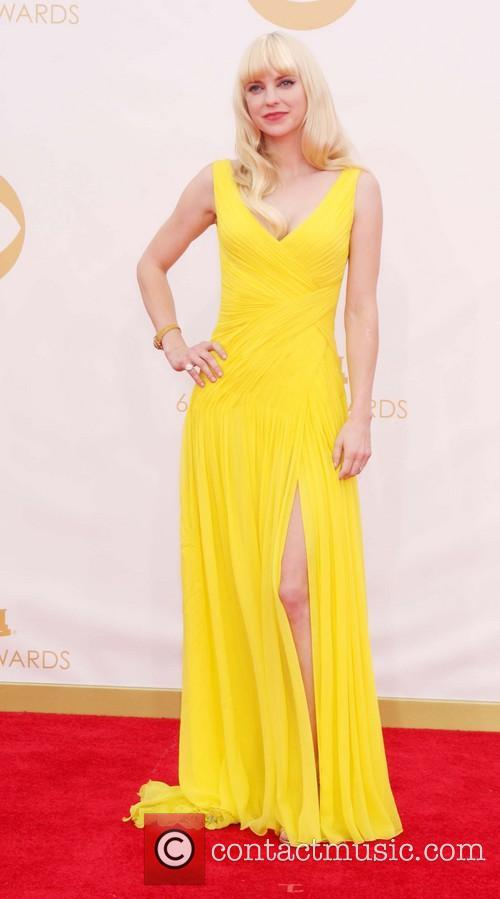 Anna Faris, Nokia Theater at LA Live, Primetime Emmy Awards, Emmy Awards