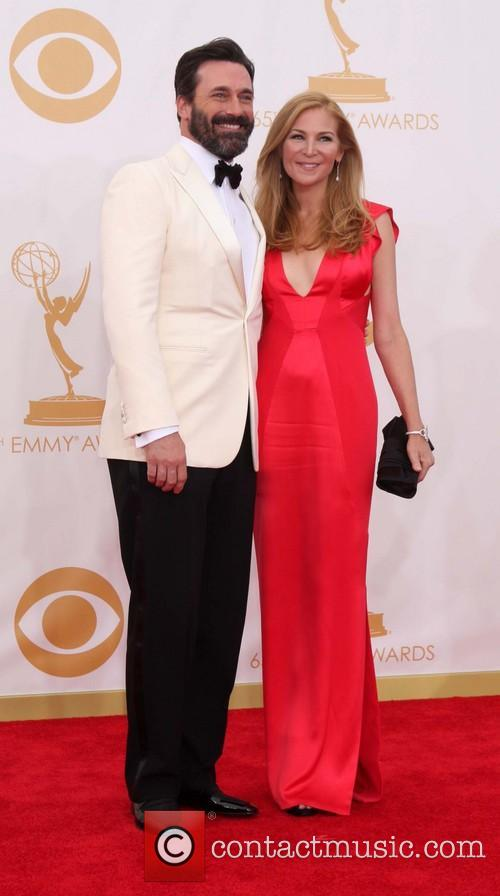 Jon Hamm and Jennifer Westfeldt 9