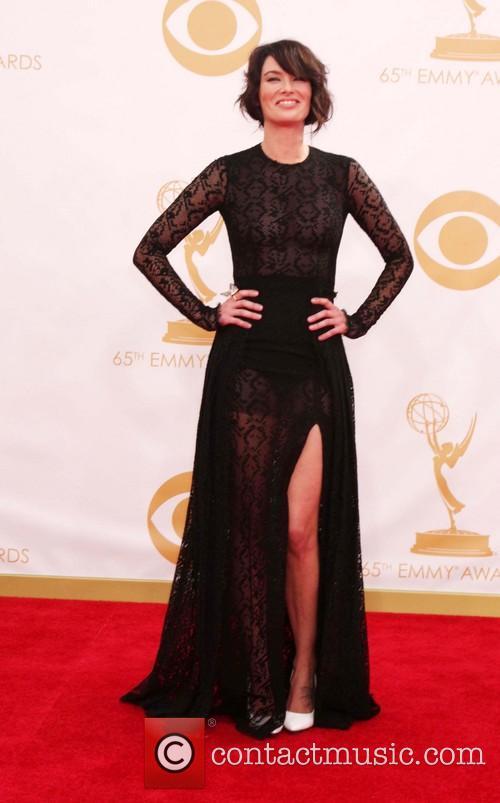 Lena Headey, Nokia Theater at LA Live, Primetime Emmy Awards, Emmy Awards