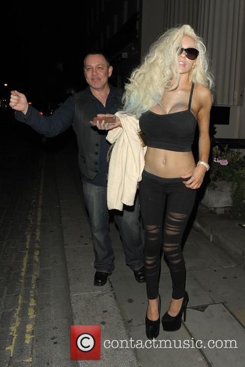 Courtney Stodden and Doug Hutchins 2