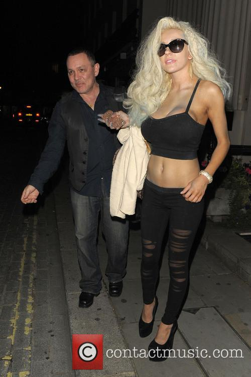 Courtney Stodden and Doug Hutchins 3