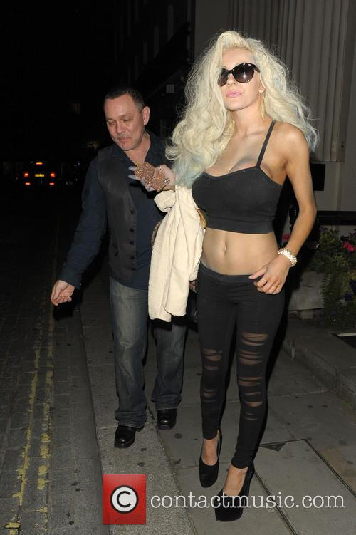 Courtney Stodden and Doug Hutchins 5