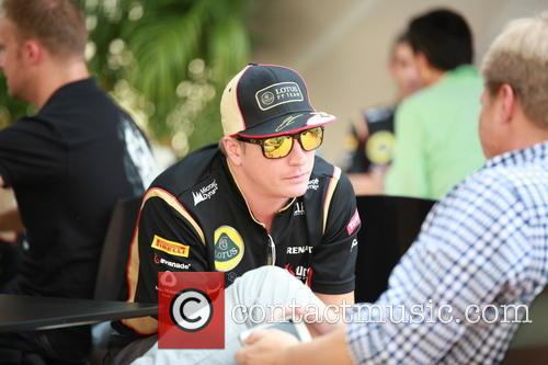 Kimi Räikkönen 1