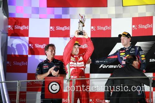 Formula One, Sebastian Vettel, Albert Park
