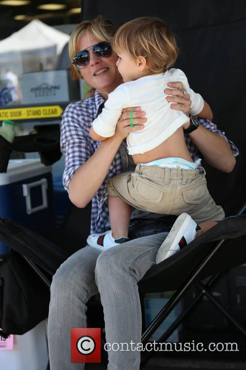 Selma Blair and Arthur Saint Bleick 10