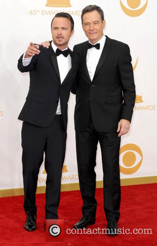Bryan Cranston, Aaron Paul, Emmy Awards