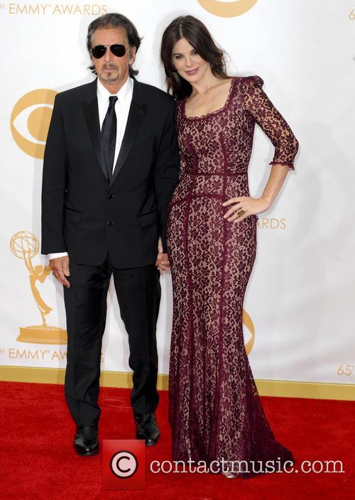 Al Pacino and Lucila Sola 3