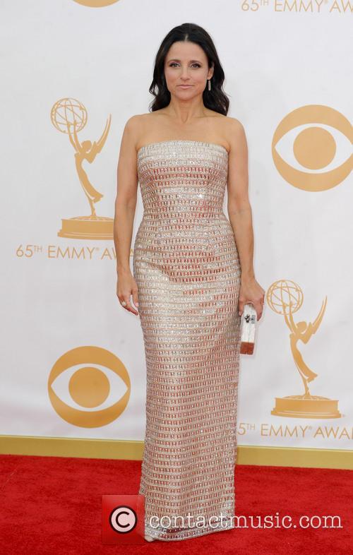 Julia Louis-Dreyfus, Primetime Emmy Awards, Emmy Awards