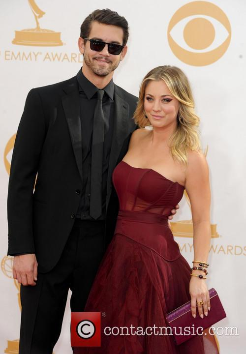 kaley cuoco ryan sweeting 65th annual primetime emmy 3878346