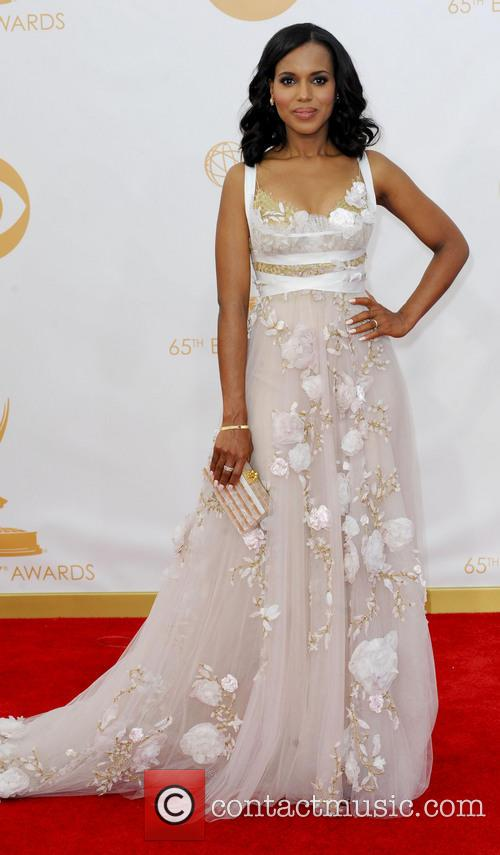 Kerry Washington, Primetime Emmy Awards, Emmy Awards