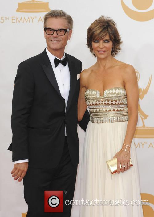 Lisa Rinna and Harry Hamlin 3