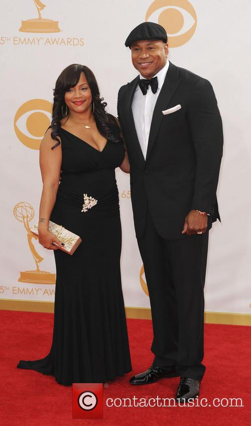 Ll Cool J and Simone Johnson 4