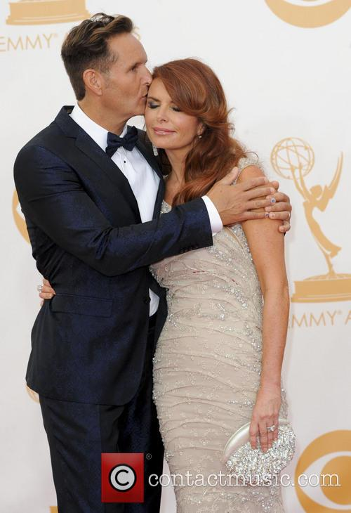 Mark Burnett and Roma Downey 1