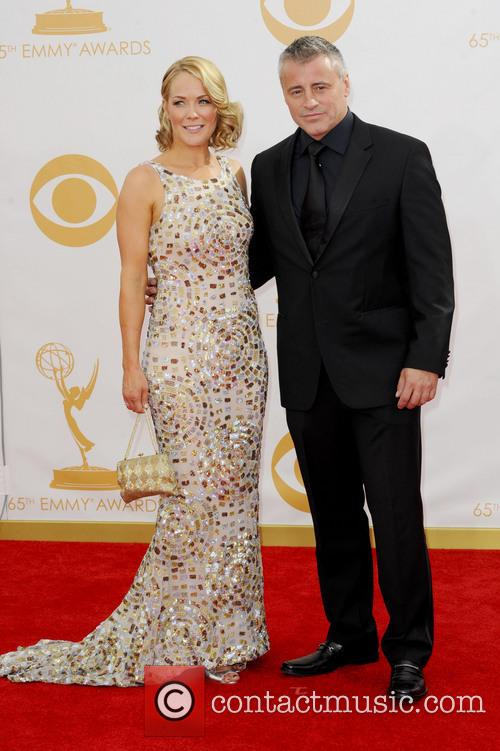 Matt Leblanc and Andrea Anders 3