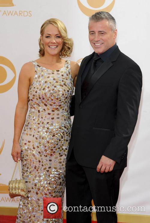 Matt Leblanc and Andrea Anders 4