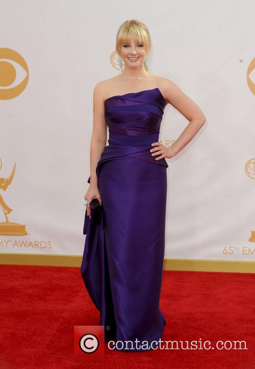 melissa rauch 65th annual primetime emmy awards 3878350