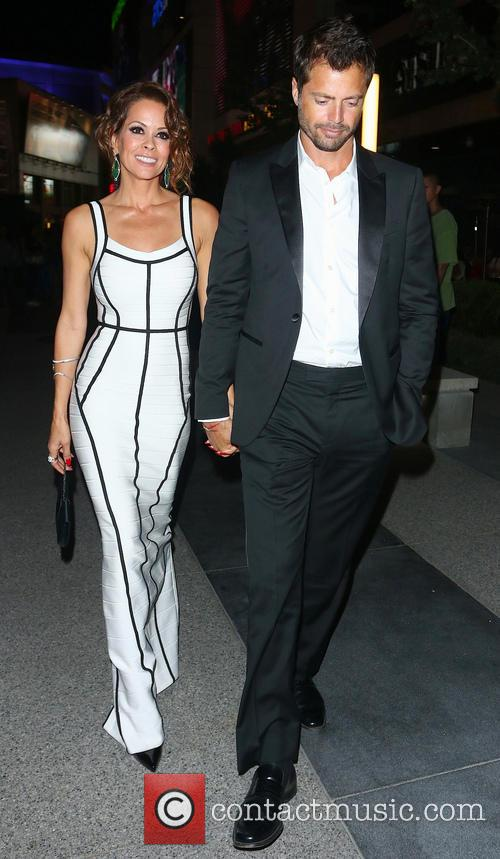 Brooke Burke and David Charvet 2