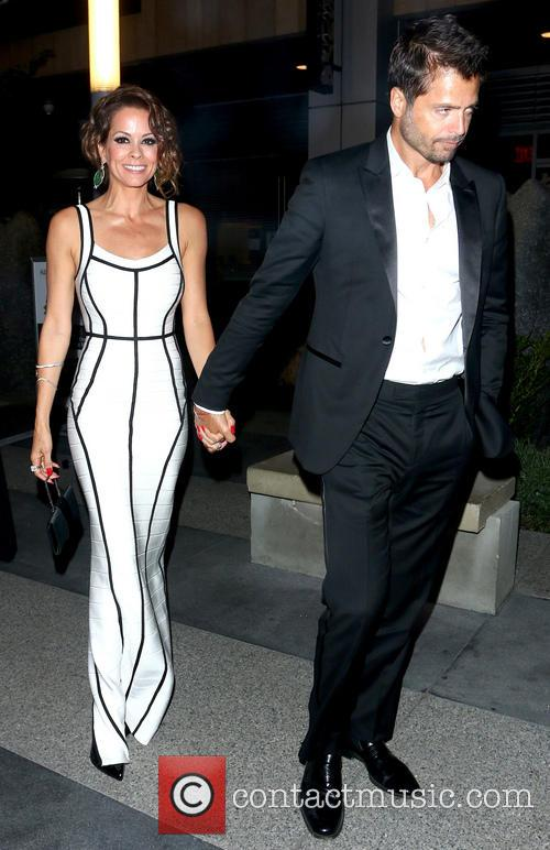 Brooke Burke and David Charvet 4