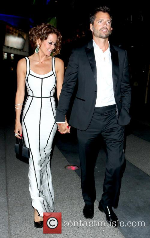 Brooke Burke and David Charvet 5