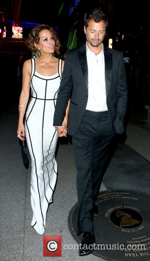 Brooke Burke and David Charvet 6
