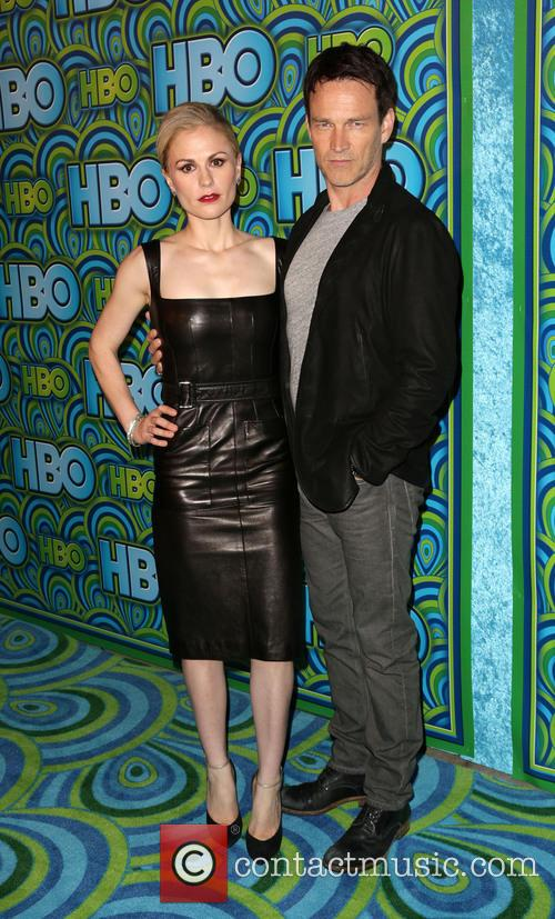 Anna Paquin and Stephen Moyer 4