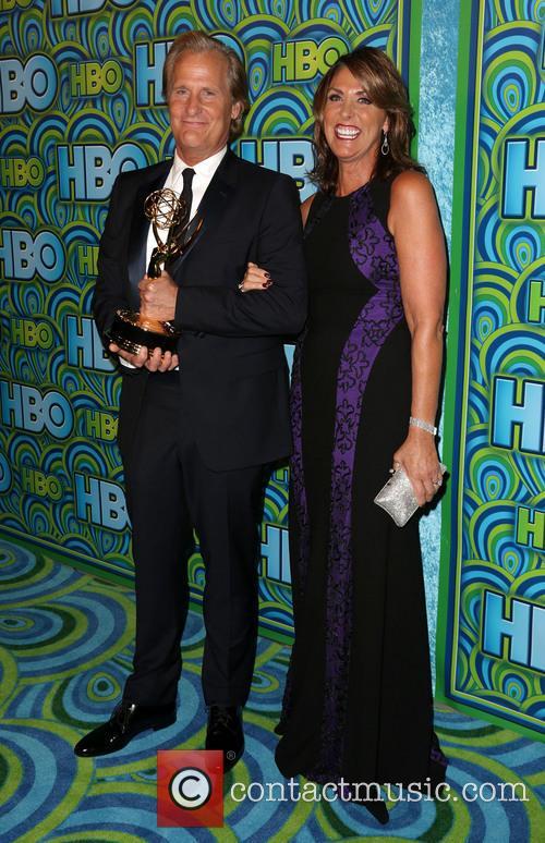 Jeff Daniels and Kathleen Treado 2