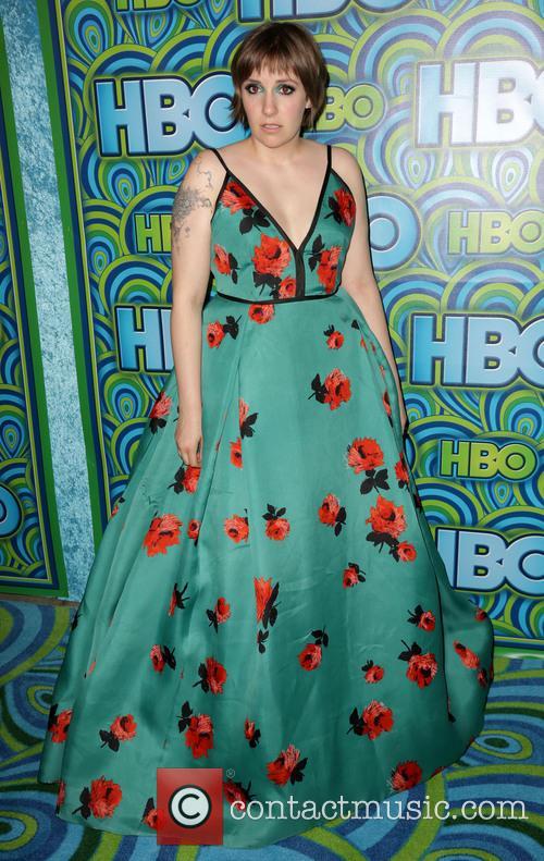 Lena Dunham, The Plaza at the Pacific Design Center, Primetime Emmy Awards, Emmy Awards
