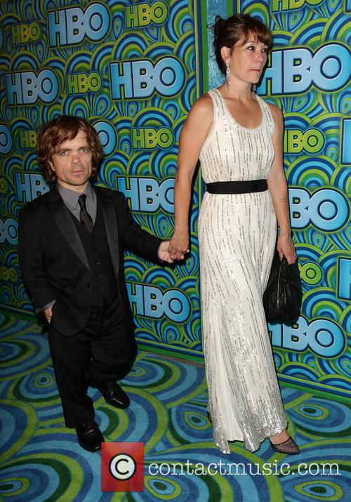 Peter Dinklage and Erica Schmidt 4