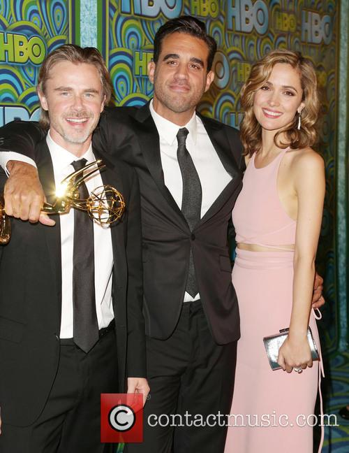 Sam Trammell, Bobby Cannavale and Rose Byrne 2