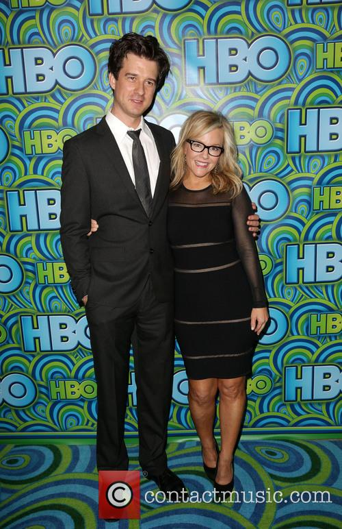 Guest and Rachael Harris 2
