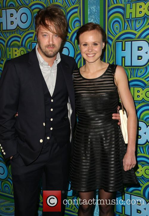 Guest and Alison Pill 1