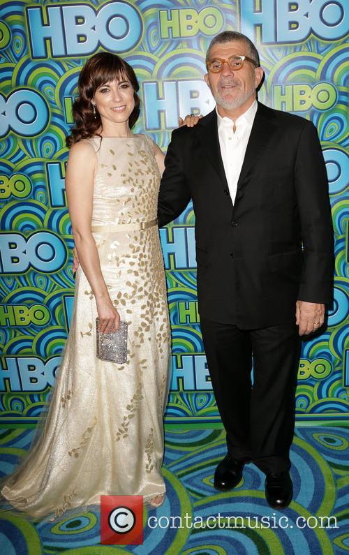 Rebecca Pidgeon and David Mamet 1