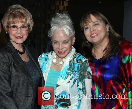 Karen Sharpe Kramer and Lois Aldrin 1
