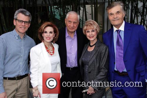 Shannon Kelley, Kat Kramer, Garry Marshall, Karen Sharpe Kramer and Fred Willard 2