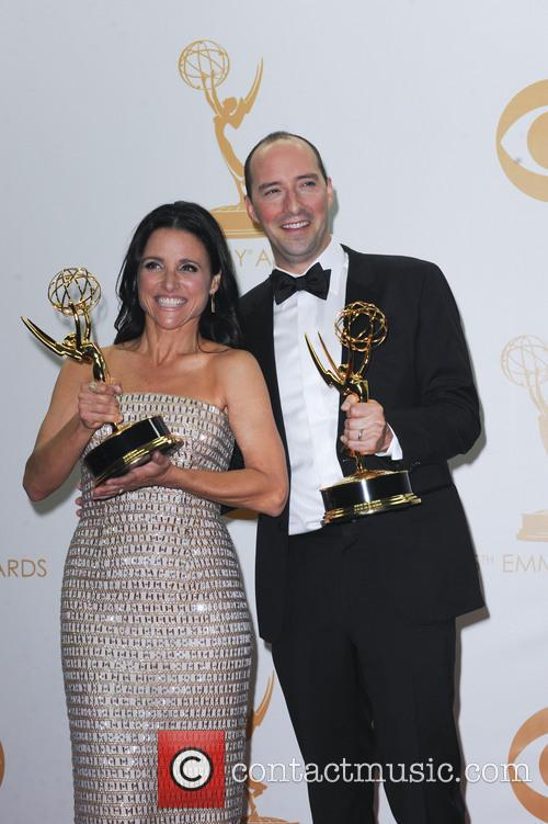 Julia Louis-Dreyfus and Tony Hale 2