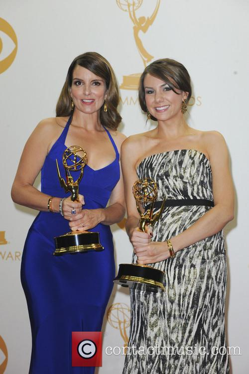 Tina Fey and Tracey Wigfield 1