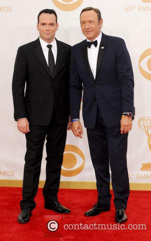 Dana Brunetti and Kevin Spacey 8