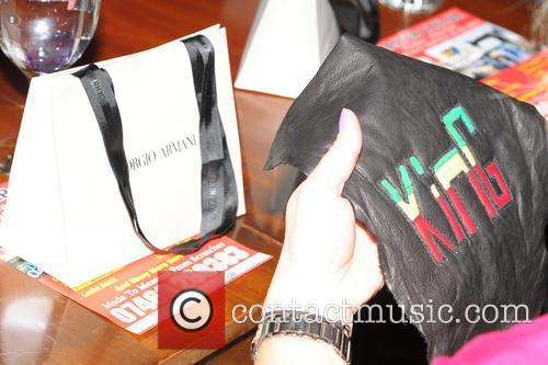 Armani Si fragrance launch