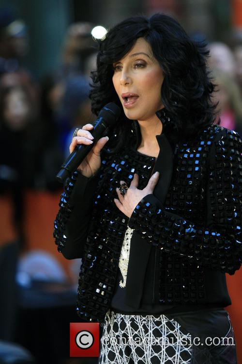 cher cher performs on today show 3878787