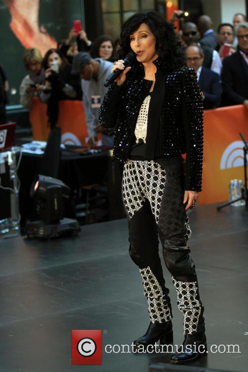 cher cher performs on today show 3878788