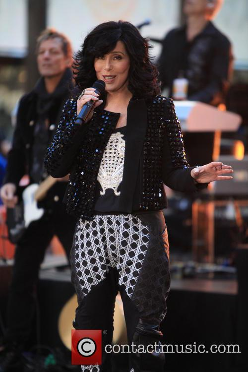 Cher Today
