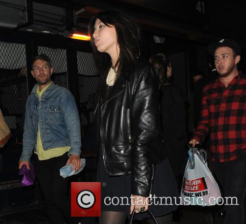 daisy lowe daisy lowe at groucho with 3878990